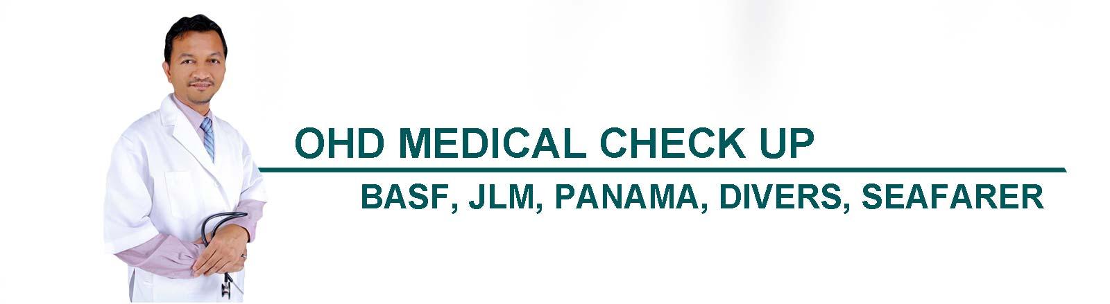 OHD Medical Check Up — Klinik Noridah